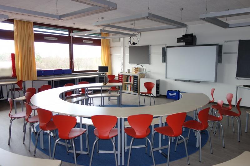 Uni-Klassenzimmer